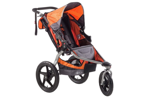 BOB Revolution Single Jogging Stroller for rent at simplestrollerrental.com