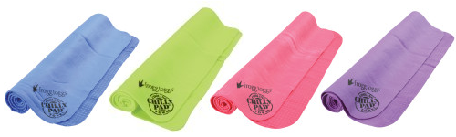 Frogg Togg Chilly Pads - Available with your stroller rental at Simple Stroller Rental