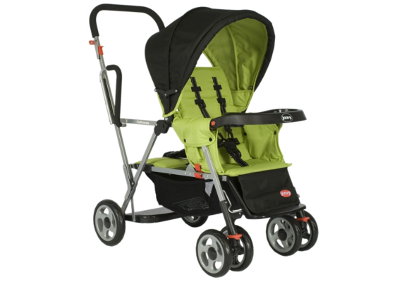 Joovy Caboose Stroller Rental for your Disney, Sea World, or Universal vacation. Rent at simplestrollers.com.