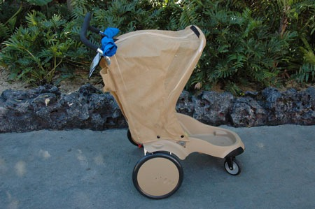Disney Stroller Rentals - What do they look like? How much do they cost? Learn more at Simple Stroller Rental - simplestrollers.com.