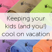 How to keep you kids cool on your Disney vacation