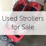 Used Rental Strollers for Sale